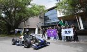 Тайвански студенти изобретиха нов електрически състезателен автомобил