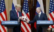 Тръмп крие подробности за Путин