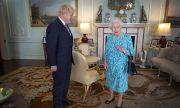 Кралството потъна в траур! Борис Джонсън поднесе съболезнования на кралица Елизабет Втора