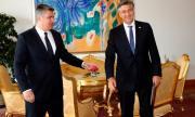 Надиграване между президент и премиер в Хърватия