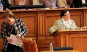 Мика Зайкова за последния парламент: Това не е работа, момчета