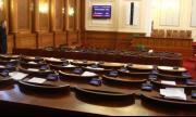 Парламентът гласува днес за удължаване на извънредното положение