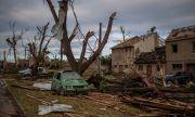 2-годишно дете е шестата жертва на торнадото в Чехия