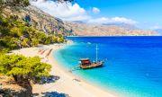 Мощно земетресение разлюля гръцки остров