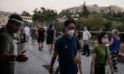 Задължително носене на маски в Гърция