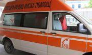 Шофьор загина при челен удар на бус и лек автомобил край Велико Търново