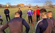 Димитър Бербатов предизвика фурор сред играчите на Етър