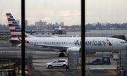 Залепиха пътник в самолет с изолирбанд