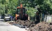 Правят нов водопровод в дупнишко село