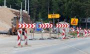 Спират движението на пътя Калотина - Драгоман