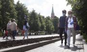 Мъж откри стрелба от прозорец в Москва, рани минувачи