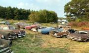 Откриха гробище със 150 олдтаймера Chevrolet (ВИДЕО)