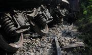 Източват горивото от цистерните, дерайлирали край Русе