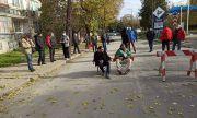 Протест и блокада в Силистра