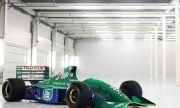 Продава се първият болид от Формула 1 на Шумахер