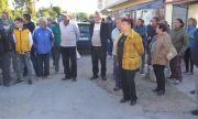 Село в Монтанско на протест заради проблеми с тока