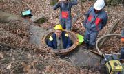 """""""Софийска вода"""": Има незаконно присъединяване към Рилския водопровод над """"Горна баня"""""""