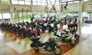 Къде да зимуват мотоциклетите