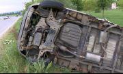 Шофьор загина край Гълъбово, преобръщайки лек автомобил с висока скорост