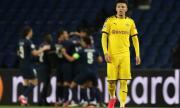 Манчестър Юнайтед с последен опит да привлече Санчо
