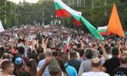 Извънредна ситуация на протеста пред Министерски съвет (СНИМКИ)