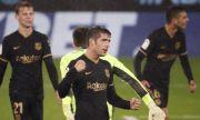 Барселона подновява договора на ключов футболист