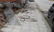Водач без книжка разби автомобила си в ограда, отказа теста за алкохол