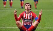 """Гризман освиркан от феновете на Атлетико Мадрид при завръщането си на """"Уанда Метрополитано"""""""