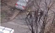 Подкрепа за полицаите, наказани след гонка и стрелба в Казанлък (ВИДЕО)
