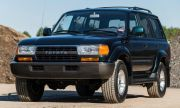 Тази 27-годишна Toyota Land Cruiser е по-скъпа от нова