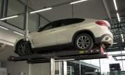 Клиент остави в сервиз BMW с бойна граната под каросерията