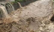 Река Ерма преля и наводни част от Трън