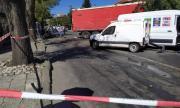 Шофьорът, помел коли в Айтос - дрогиран с метамфетамин (СНИМКИ)