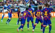 Барселона задмина по попадения Реал Мадрид в Испания