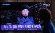 В зоната между Северна и Южна Корея е имало престрелка