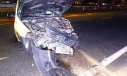Мъж загина в катастрофа на ТИР и такси край Симитли