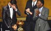Пеле засипа Роналдо и Юве с похвали