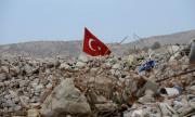 Петима цивилни убити при взрив в Турция