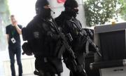 Полиция и прокуратура нахлуха в Басейнова дирекция в Пловдив, има арестувани
