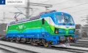 Избраха графичната визия на новите локомотиви на БДЖ