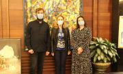 Марияна Николова представи потенциала на България пред инфлуенсъри от Германия