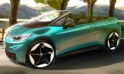 Volkswagen ID.3 става кабриолет?