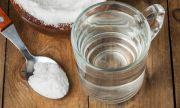 Чаша вода с оцет и сол в дома върши чудеса