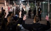 САЩ след смъртта на Джордж Флойд: нощем излизат все повече бели и алкохолизирани хора