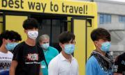 Ръст на заболелите от коронавирус в Гърция