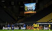 Борусия Дортмунд с безпроблемна победа в дербито на Рур срещу Шалке