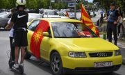 Протестите в Северна Македония продължават