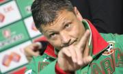Лудогорец няма вкаран гол срещу отбор на Любо Пенев