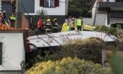 Трагедия! 29 туристи загинаха в катастрофа (СНИМКИ)