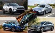 Пет от най-икономичните коли в града